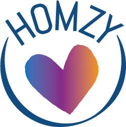 HOMZY Logo